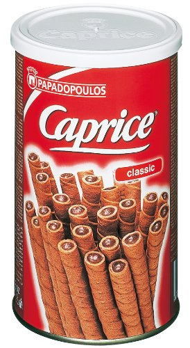 The Smart Group Papadopoulos Greek Caprice Wafers